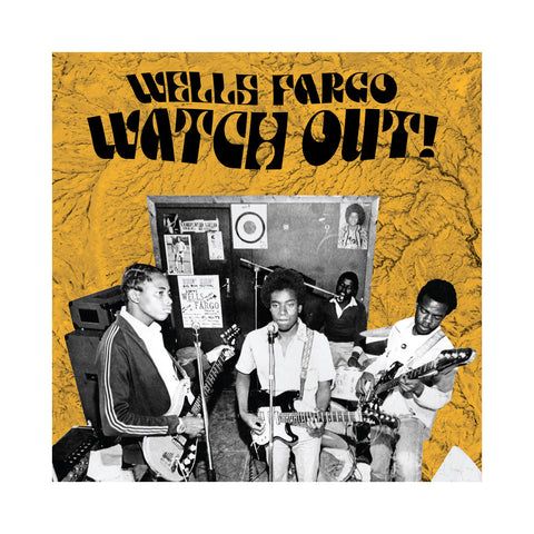 "[""Wells Fargo - 'Watch Out' [(Black) Vinyl LP]""]"