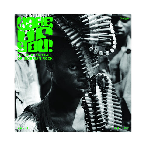 "[""Various Artists - 'Wake Up You! Vol. 1: The Rise & Fall Of Nigerian Rock Music, 1972-1977 (Re-Issue)' [(Black) Vinyl [2LP]]""]"