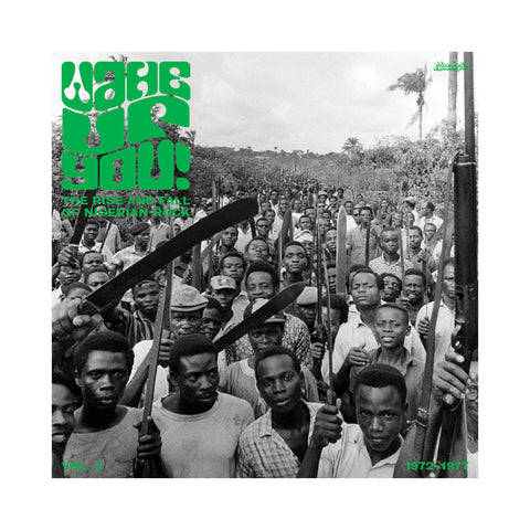 Various Artists - 'Wake Up You! Vol. 2: The Rise & Fall Of Nigerian Rock Music, 1972-1977' [(Black) Vinyl [2LP]]
