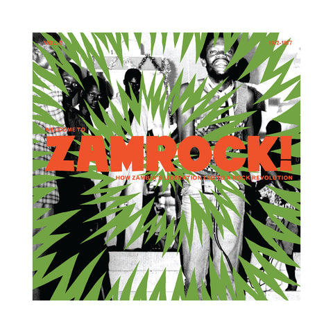 Various Artists - 'Welcome To Zamrock! Vol. 2' [(Black) Vinyl [2LP]]