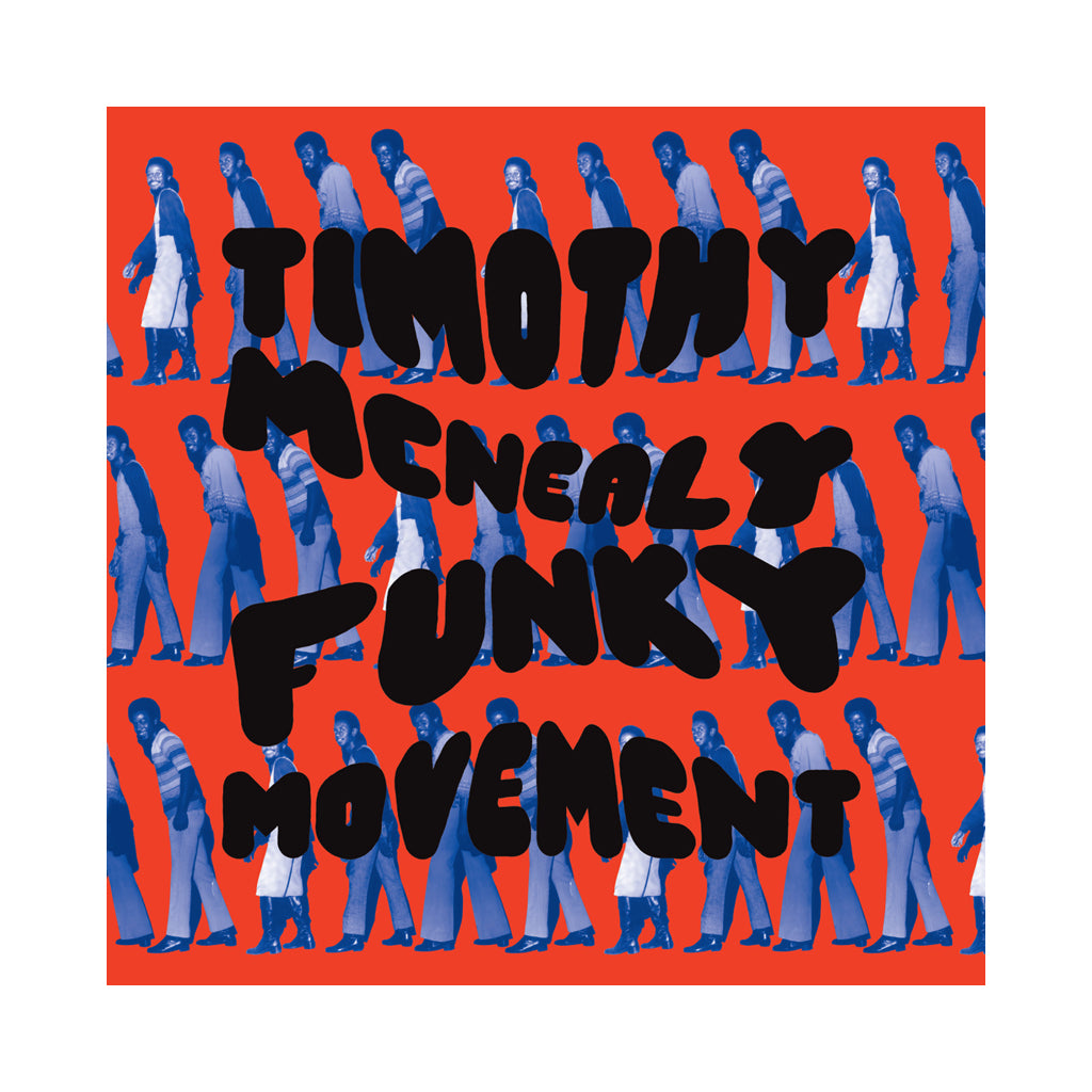 Timothy McNealy - 'Funky Movement' [CD]