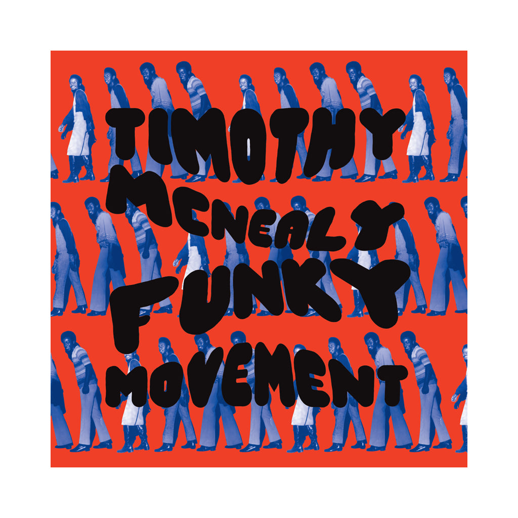 Timothy McNealy - 'Funky Movement' [(Black) Vinyl LP]