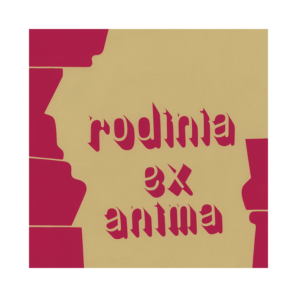 Rodinia - 'Ex Anima' [CD]