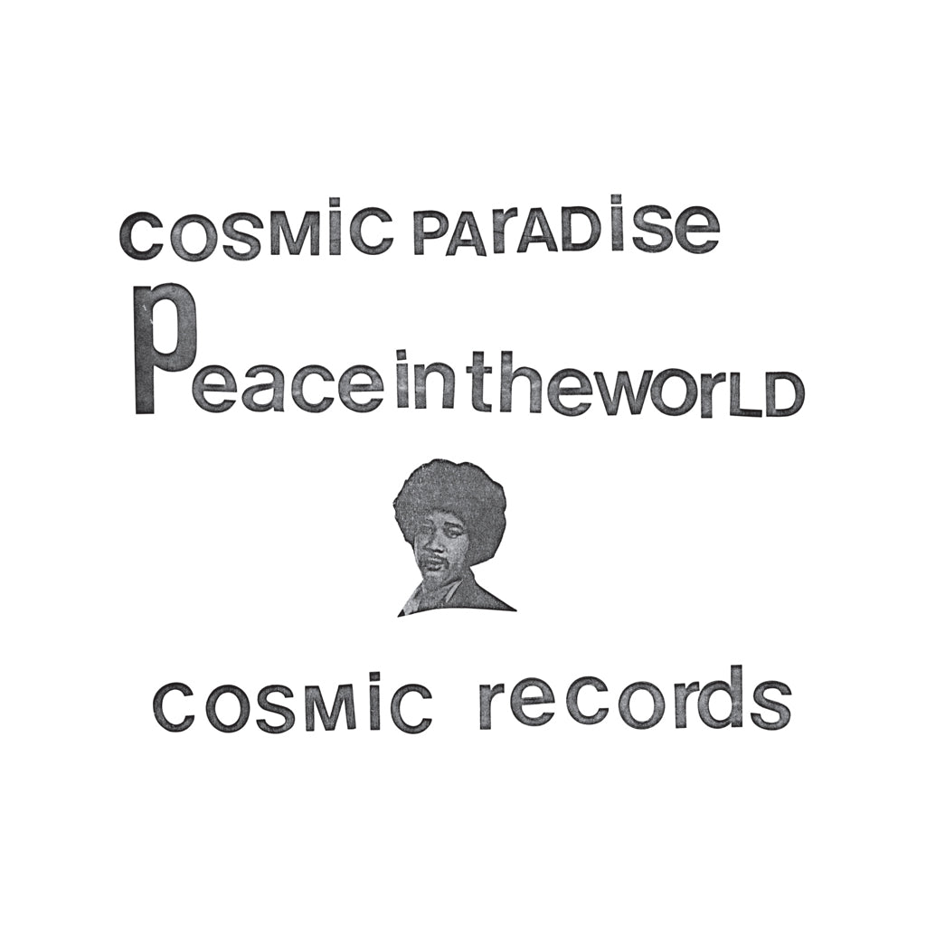 Michael Cosmic & Phill Musra Group - 'Peace In The World/ Creator Spaces' [(Black) Vinyl [2LP]]