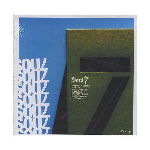 "[""Various Artists - 'Soul 7' [(Black) 7\"" Vinyl Single [7x7\""]]""]"