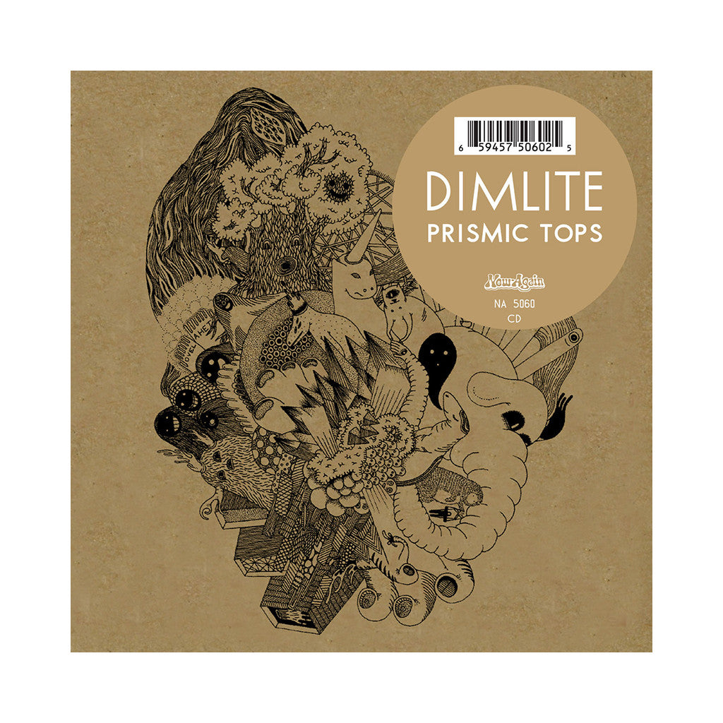 <!--2010042050-->Dimlite - 'Prismic Tops' [CD]
