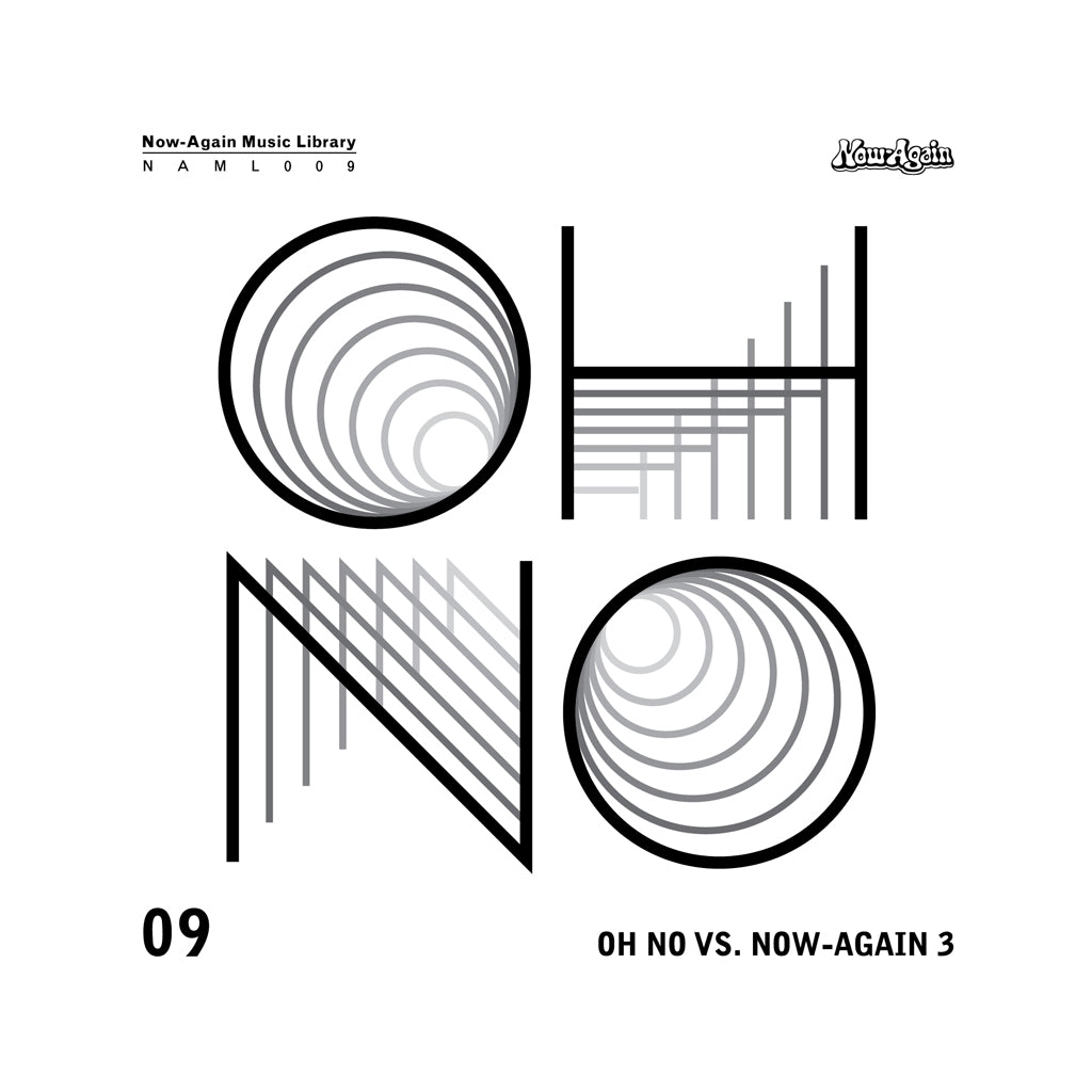 Oh No  - 'Oh No vs. Now-Again 3' [CD]