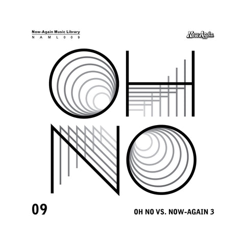 "[""Oh No  - 'Oh No vs. Now-Again 3' [CD]""]"