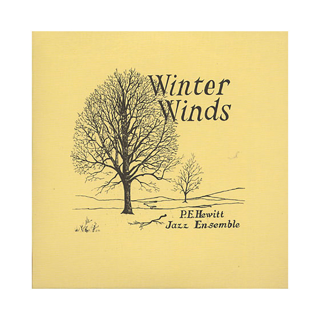 P.E. Hewitt Jazz Ensemble - 'Winter Winds: The Complete Works, 1968-70' [CD [3CD]]