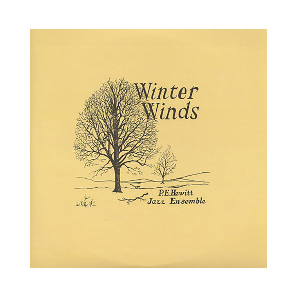 <!--020100406020100-->P.E. Hewitt Jazz Ensemble - 'Winter Winds: The Complete Works, 1968-70' [(Black) Vinyl [3LP]]