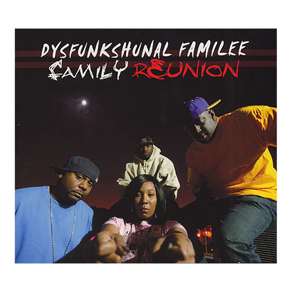 <!--020101130025369-->Dysfunkshunal Familee - 'Family Reunion' [CD]