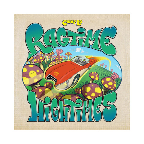 Camp Lo - 'Ragtime Hightimes' [CD]