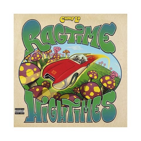 Camp Lo - 'Ragtime Hightimes' [(Black) Vinyl LP]