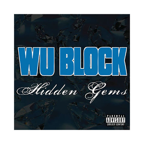 Wu Block - 'Hidden Gems' [CD]