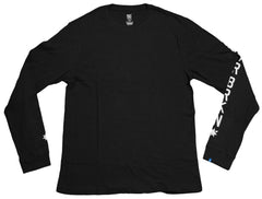 <!--2012071053-->NVRBRKN. - 'Record Sleeve' [(Black) Long Sleeve Shirt]
