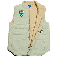 <!--2012071041-->NVRBRKN. - 'Uppercut' [(Light Green) Vest]