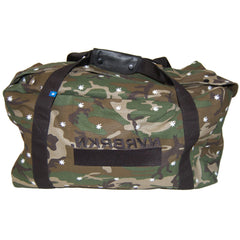 <!--020130108053336-->NVRBRKN. - 'Bricker' [(Camo Pattern) Duffel Bag]
