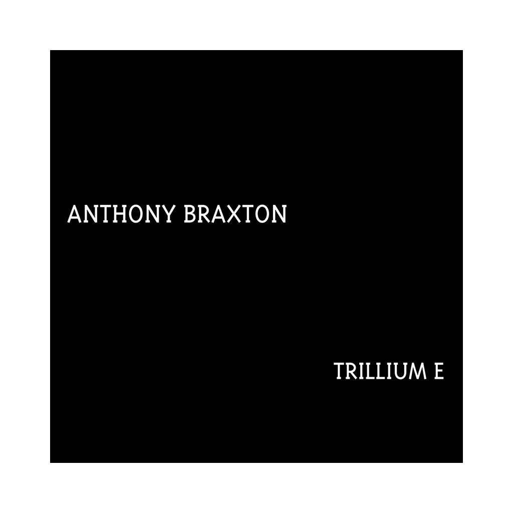 <!--020111129037927-->Anthony Braxton - 'Tillium E' [CD [4CD]]