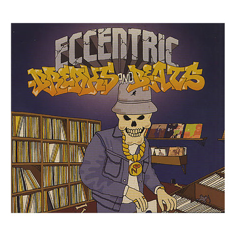 "[""Various Artists (Mixed By: The Shoes) - 'Eccentric Breaks And Beats' [CD]""]"