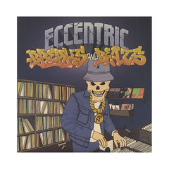 Various Artists (Mixed By: The Shoes) - 'Eccentric Breaks And Beats' [(Black) Vinyl LP]