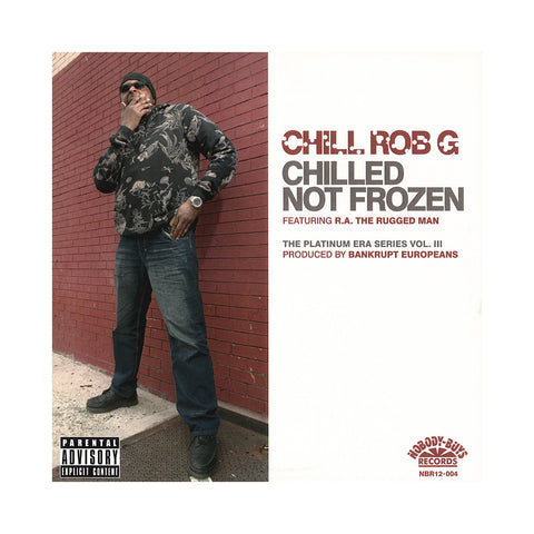 Chill Rob G - 'Tell 'Em (INSTRUMENTAL)' [Streaming Audio]