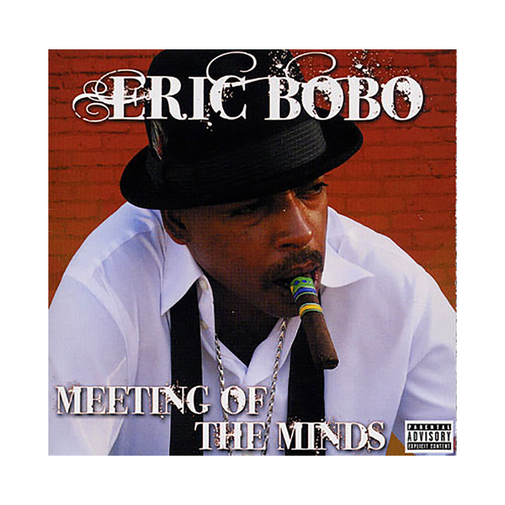 <!--020081118015180-->Eric Bobo - 'Meeting Of The Minds' [CD]