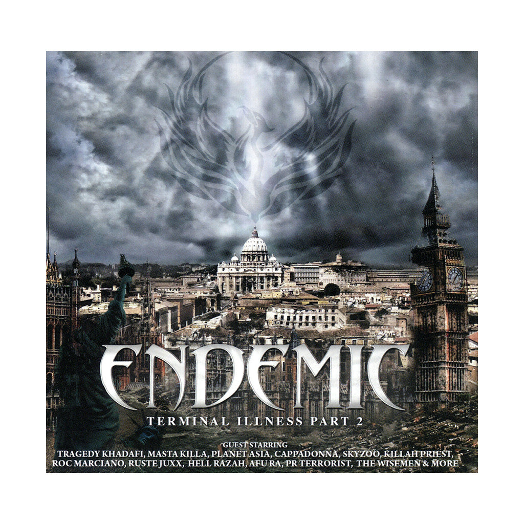 <!--120131210061037-->Endemic - 'Terminal Illness Pt. 2' [CD]