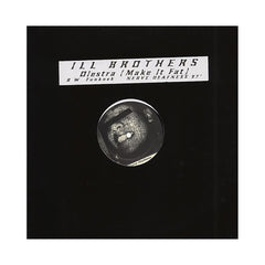 "<!--019970101003038-->Ill Brothers - 'Olestra (Make It Fat)/ Funkneck/ Summalammateena' [(Black) 12"""" Vinyl Single]"