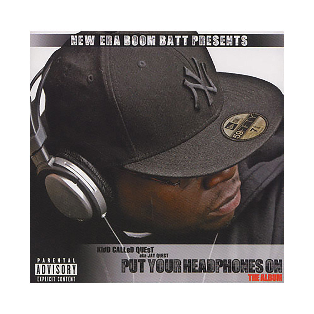 <!--020120228042081-->Kidd Called Quest - 'Put Your Headphones On: The Album' [CD]