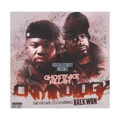 <!--020120703047320-->Kidd Called Quest (aka Jay Quest) Presents Ghostface Killah (of Wu-Tang Clan) w/ Raekwon - 'Criminology: The Fixtape EP' [CD]
