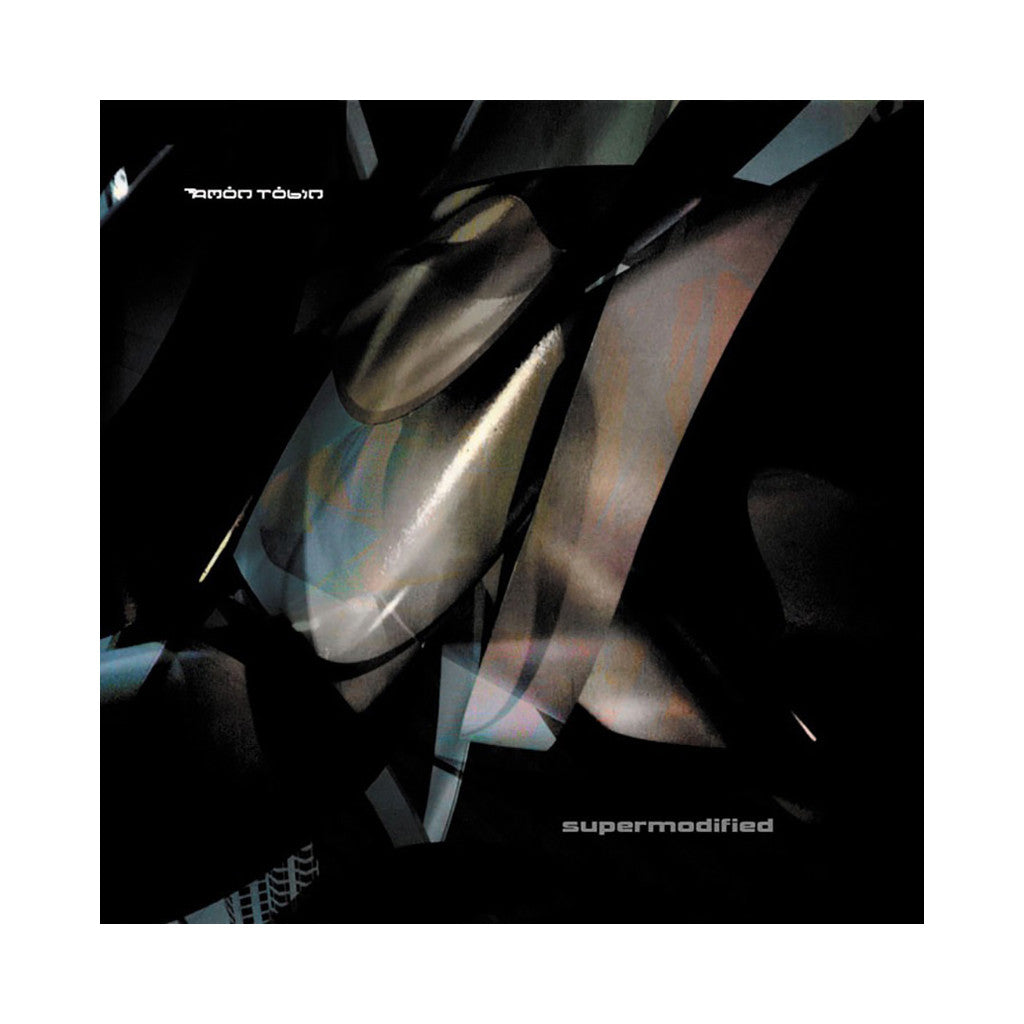 Amon Tobin - 'Supermodified' [CD]