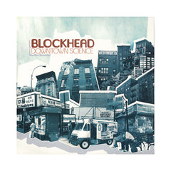 <!--020131015004462-->Blockhead - 'Downtown Science' [(Black) Vinyl [2LP]]