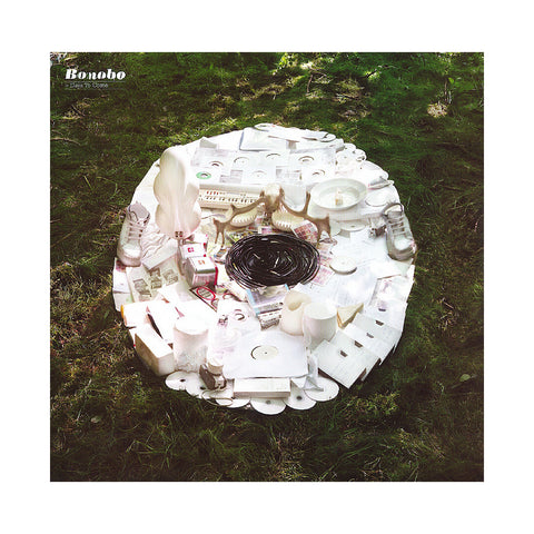"[""Bonobo - 'Days To Come' [(Black) Vinyl [2LP]]""]"