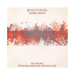 "<!--020041019012513-->Blockhead - 'Sunday Seance/ Sunday Seance (Loka Remix)/ Jet Son' [(Black) 12"" Vinyl Single]"