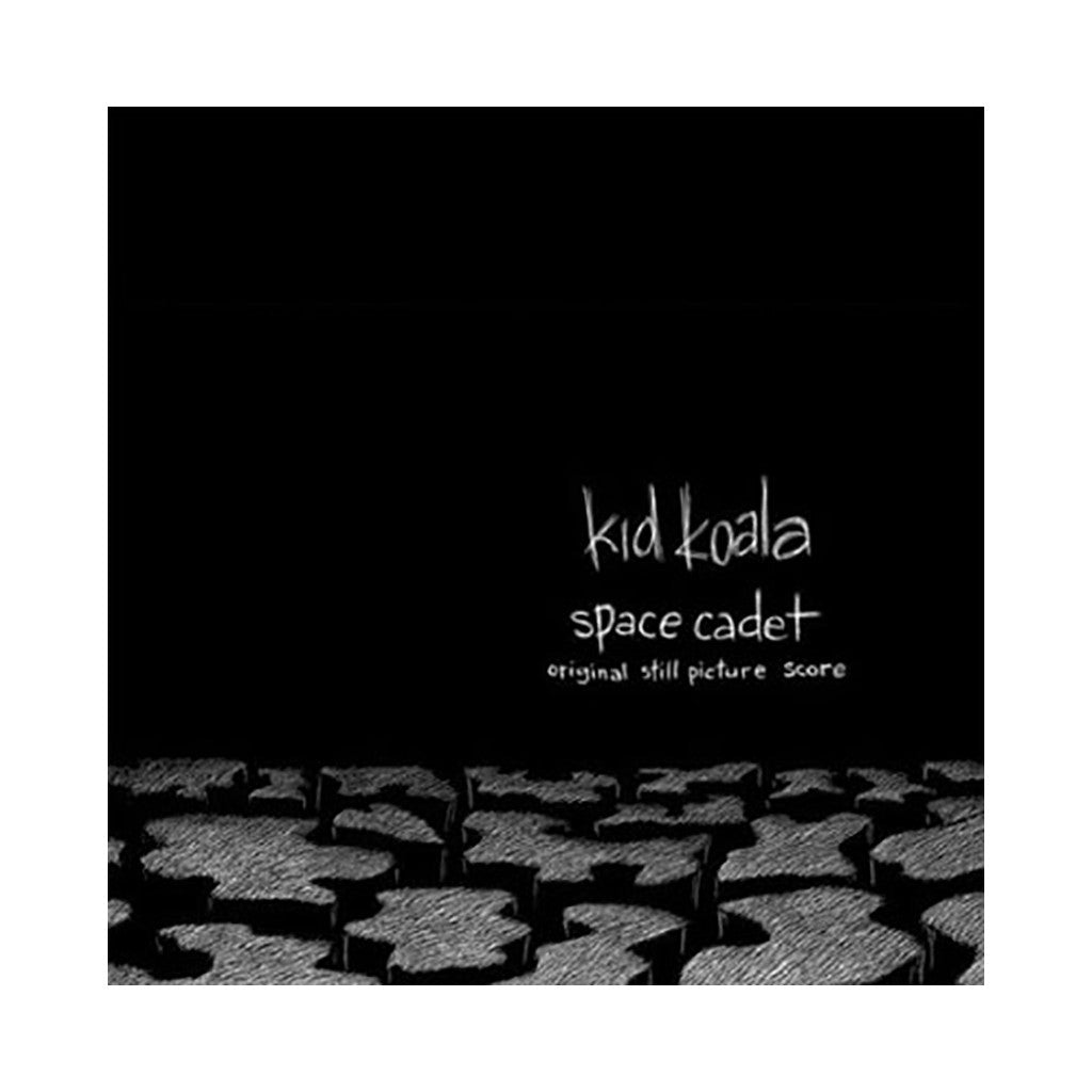 "<!--020111025039955-->Kid Koala - 'Space Cadet: Original Still Picture Score' [(Black) Vinyl [10""]]"