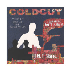 "Coldcut - 'True Skool (Switch Mix)/ True Skool (The Qemists Mix)' [(Black) 12"" Vinyl Single]"