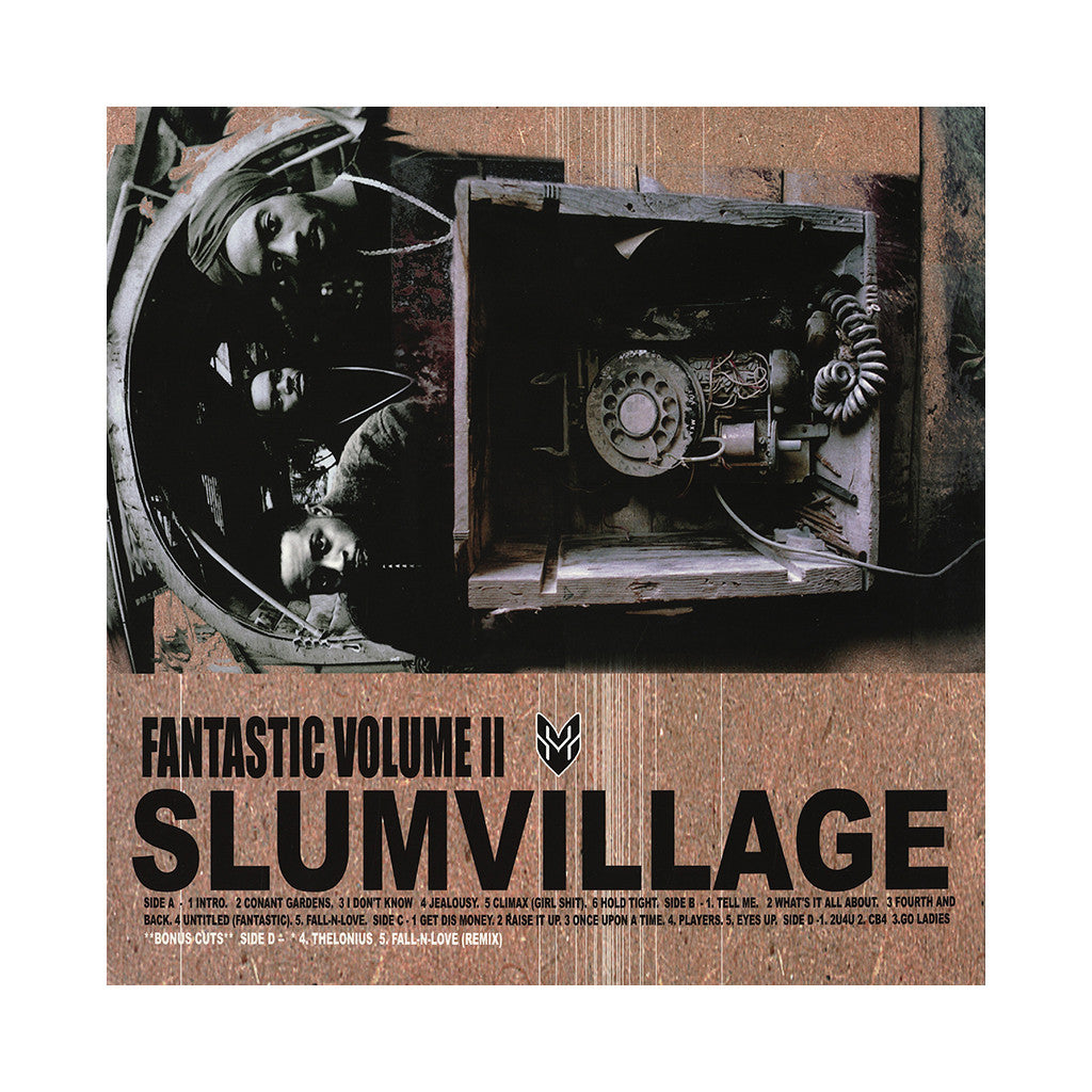 <!--020041026001181-->Slum Village - 'Fantastic Vol. 2' [CD]