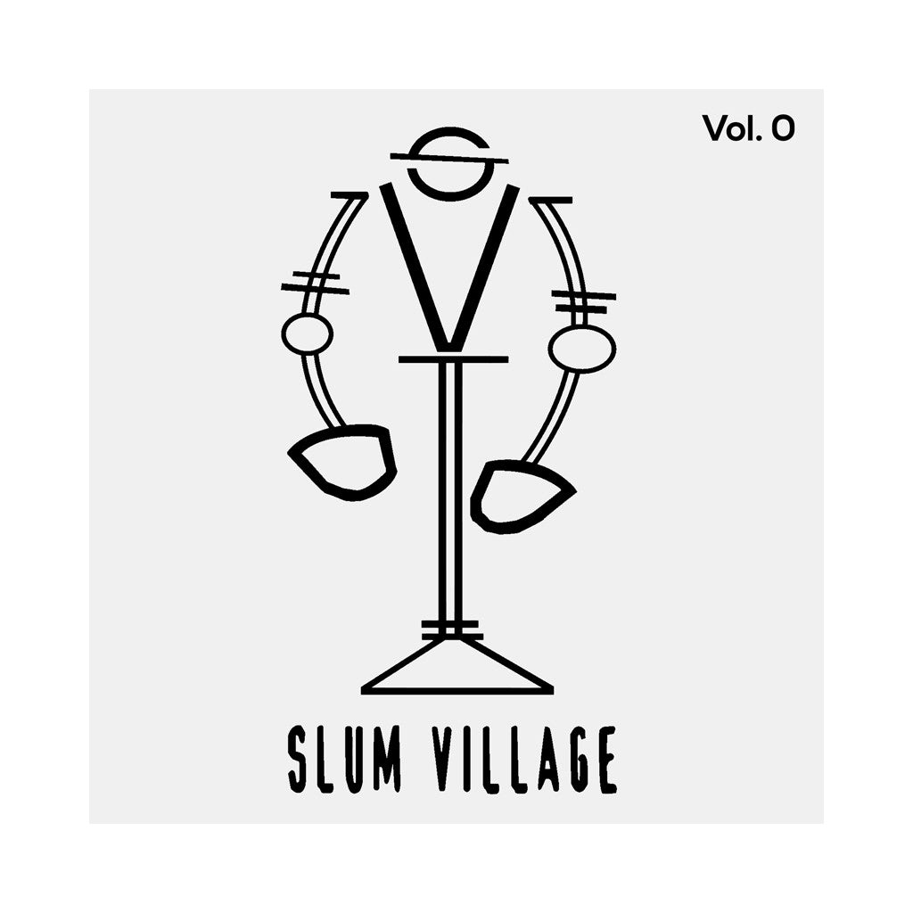 Slum Village - 'Vol. 0' [(Black) Vinyl LP]
