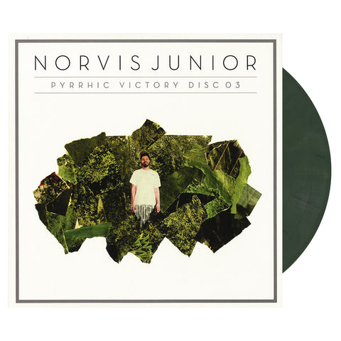 Norvis Junior - 'Pyrrhic Victory Disc 03' [(Forest Green) Vinyl EP]