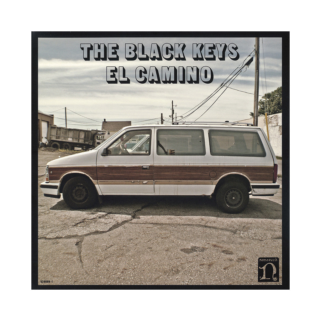 <!--120111206038984-->The Black Keys - 'El Camino' [CD]