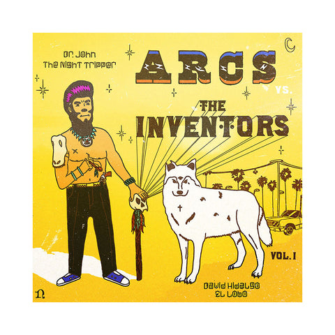 "[""The Arcs - 'The Arcs vs. The Inventors Vol. 1' [(Black) 10\"" Vinyl Single]""]"