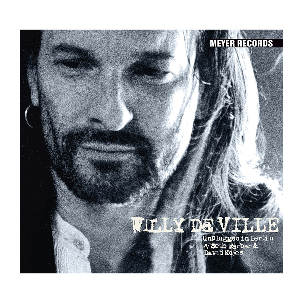 <!--020111025036529-->Willy DeVille - 'Unplugged In Berlin' [(Black) Vinyl [2LP]]