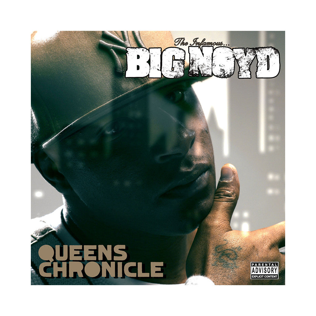 Big Noyd - 'Queens Chronicle' [CD]