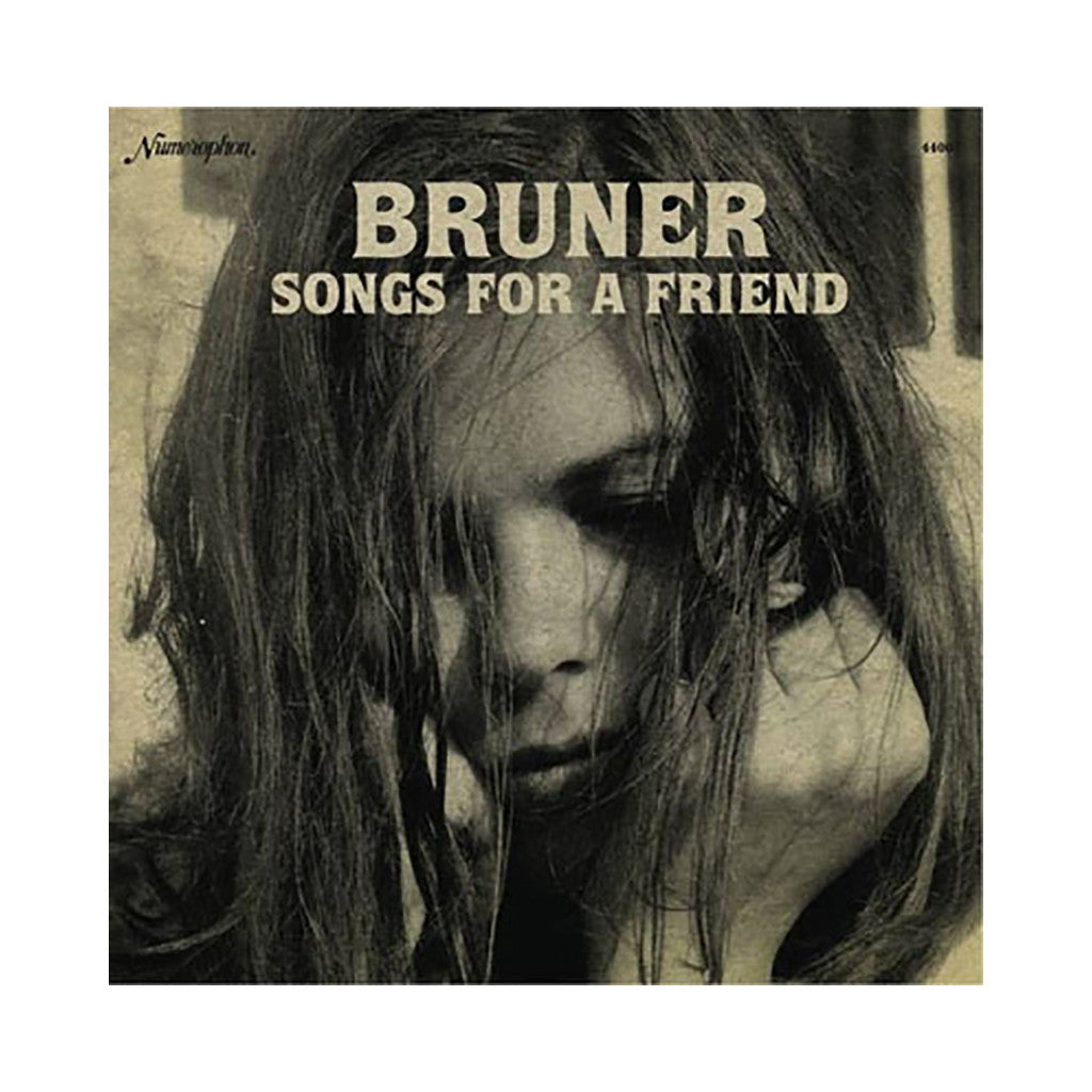 <!--020100420022500-->Bruner - 'Songs For A Friend' [(Black) Vinyl LP]