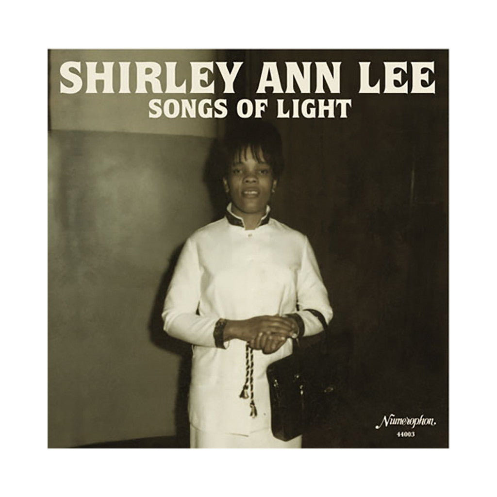 Shirley Ann Lee - 'Songs Of Light' [(Black) Vinyl LP]