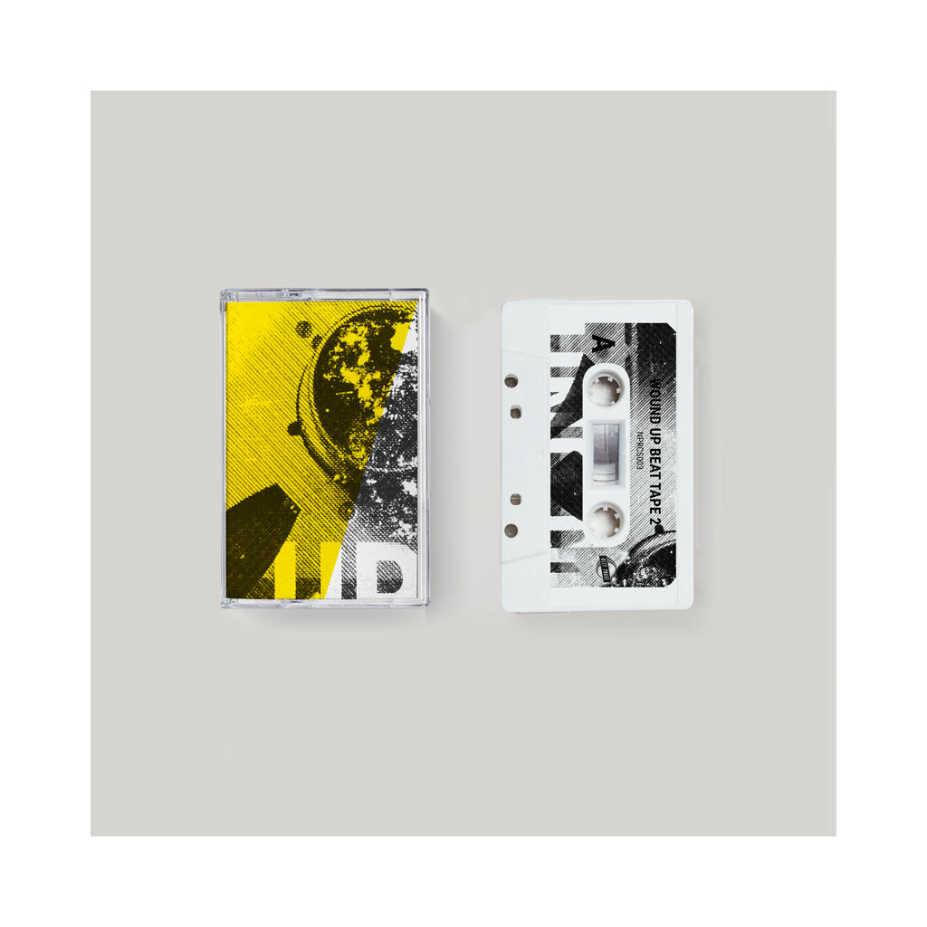 Various Artists - 'Wound Up Beat Tape' [(White) Cassette Tape]