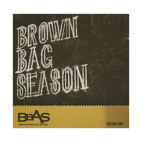 Brown Bag AllStars - 'Brown Bag Season Vol. 1' [CD [2CD]]