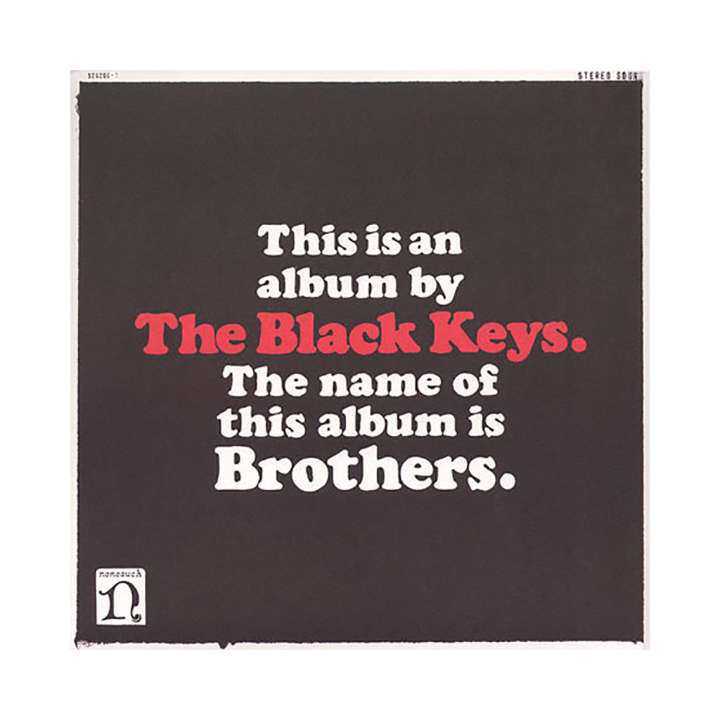 <!--020100518020819-->The Black Keys - 'Brothers' [(Black) Vinyl [2LP]]