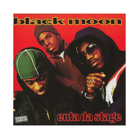 "[""Black Moon - 'Enta Da Stage' [(Black) Vinyl LP]""]"