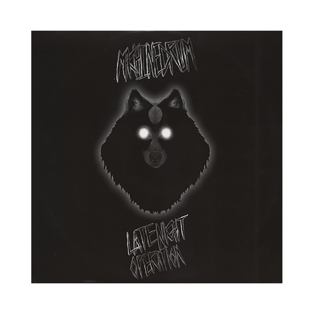 "<!--120110308027447-->MachineDrum - 'Late Night Operation/ Late Night Operation (Remixes)' [(Black) 12"" Vinyl Single]"